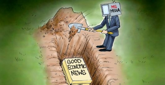 Cartoon of the Day: Burying the lede by A. F. Branco