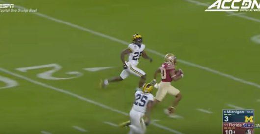 Football Follies 2017: NCAA Week 1 (Part 2) by J.E. Dyer