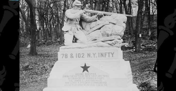 Gettysburg stands firm: Battlefield says all monuments staying put