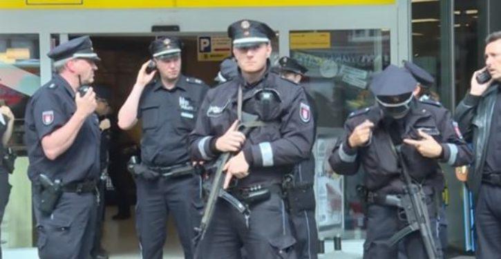 Hamburg attacker was known Islamist but not jihadist