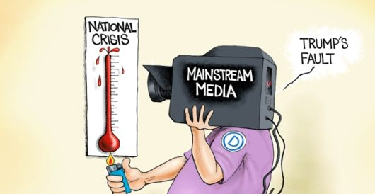Cartoon of the Day: Hot off the press by A. F. Branco