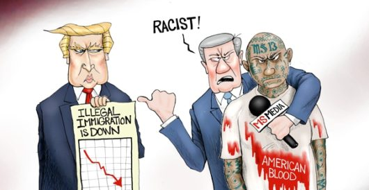 Cartoon of the Day: MS Bro's by A. F. Branco