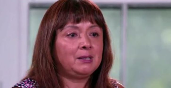 Grandmother deported for voter fraud leaves U.S. in tears