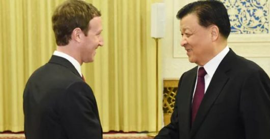 These tech giants preach progressivism while selling out to China by LU Staff