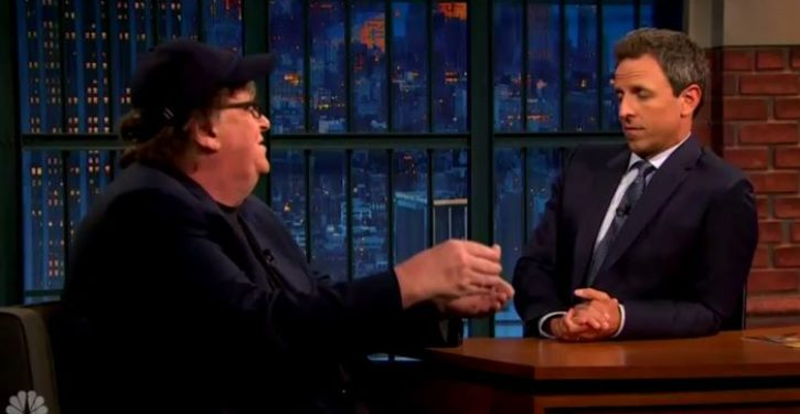 Michael Moore admits: 'Donald Trump outsmarted us all'