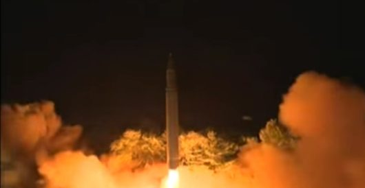 Missile expert: North Korea appears to have gotten rocket engine from Ukraine, Russia for new ICBM by J.E. Dyer