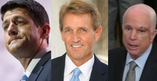 Ryan and Flake join McCain in disapproving of Sheriff Joe pardon by LU Staff