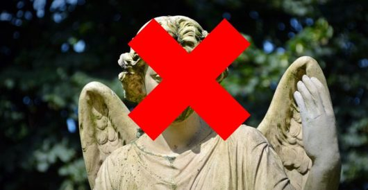 The latest story of statue removal will have you seeing red, especially if you're Catholic by Ben Bowles