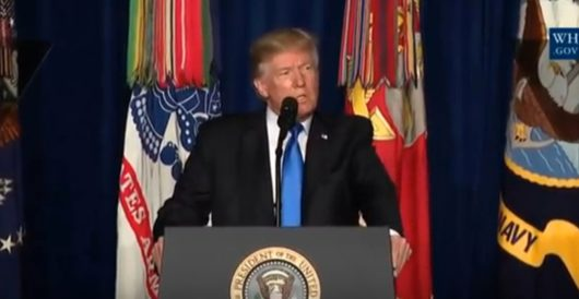 Trump on Afghanistan: The difference is the man by J.E. Dyer