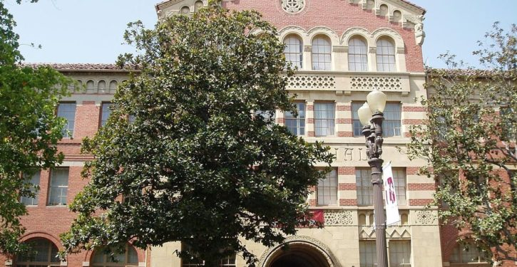 USC intimidates, threatens female student who doesn't think her boyfriend abused her