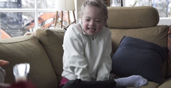 Iceland is on pace to wipe out Down syndrome … through abortion