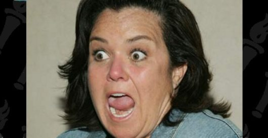 Comedian wannabe Rosie O'Donnell sends anti-Trump message to North Korean leader by Rusty Weiss