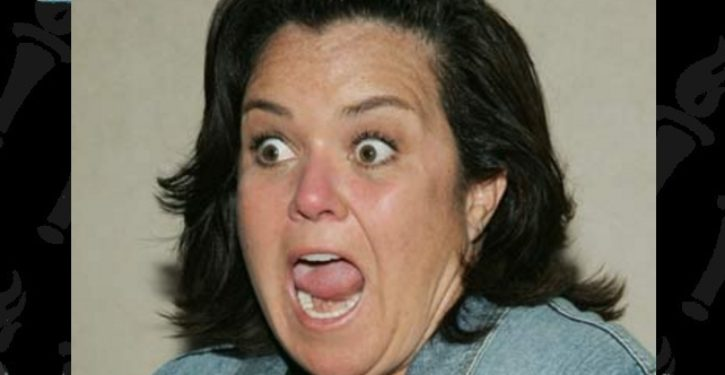 Comedian wannabe Rosie O'Donnell sends anti-Trump message to North Korean leader