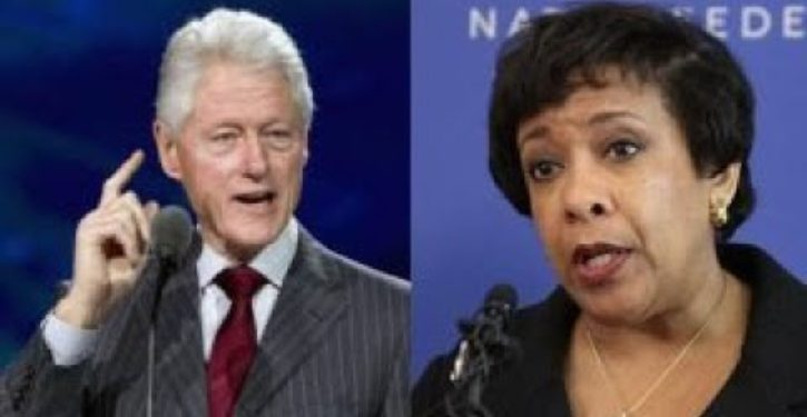 Comey friend hints forthcoming report could be damning for Loretta Lynch