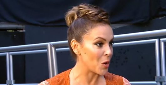 Clever actress Alyssa Milano renames National Prayer Day for Harvey victims 'National A**hole Day' by Ben Bowles