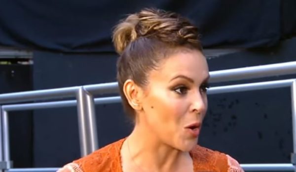 Alyssa Milano advice to voters a day late and a dollar short by LU Staff