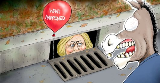 Cartoon bonus: American horror story by A. F. Branco