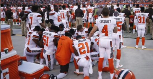 CNN's Symone Sanders: White people are not allowed to criticize NFL kneeling by Joe Newby