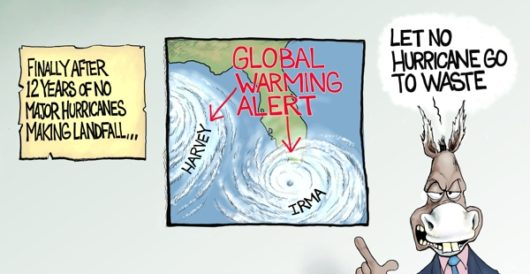 Cartoon of the Day: Hot air update by A. F. Branco