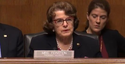 Feinstein reunites with ex-staffer who worked with Fusion GPS on Trump-Russia investigation by Daily Caller News Foundation