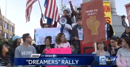 'Dreamers' seeing red after DHS closes loophole allowing them to get green cards by LU Staff