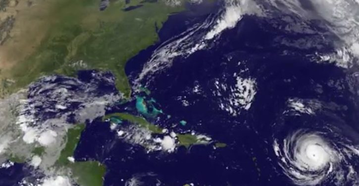 Hurricane Irma is one of the most powerful Atlantic hurricanes ever