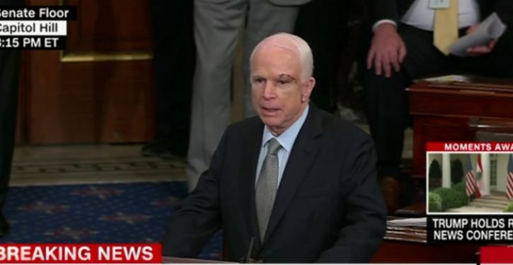 McCain regrets picking Palin in 2008, names who he should have picked instead
