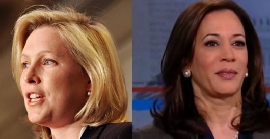 Kirsten Gillibrand, Kamala Harris already encountering roadblocks to 2020 run by Rusty Weiss