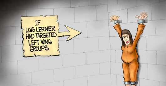 Cartoon of the Day: Lerner's permit by A. F. Branco