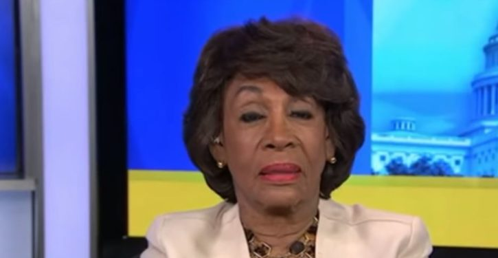 VIDEO: Maxine Waters says it is very clear that Trump is 'jealous of Obama'