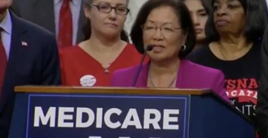 Dem Sen. Mazie Hirono invades judges' privacy by prying into their sex lives by Jerome Woehrle