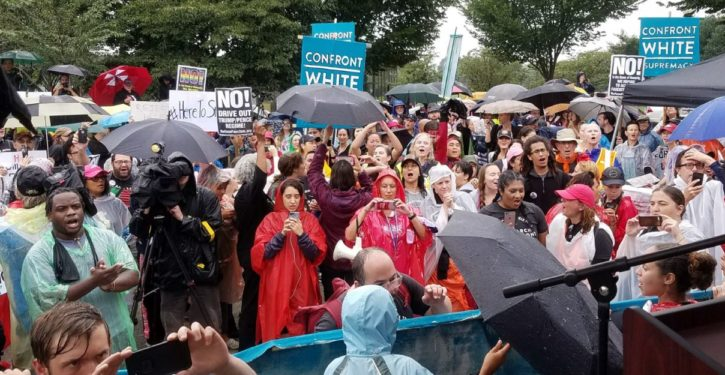 March to occupy D.C. draws protesters in 'civil disobedience'