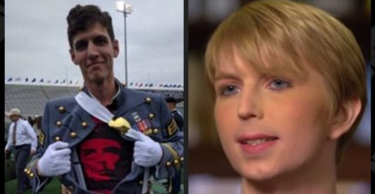 Communist West Point grad was inspired to infiltrate military by Chelsea Manning by LU Staff
