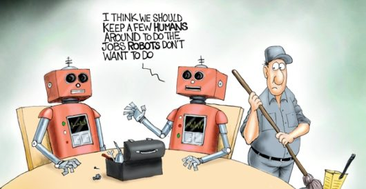 Cartoon of the Day: Labor Days by A. F. Branco