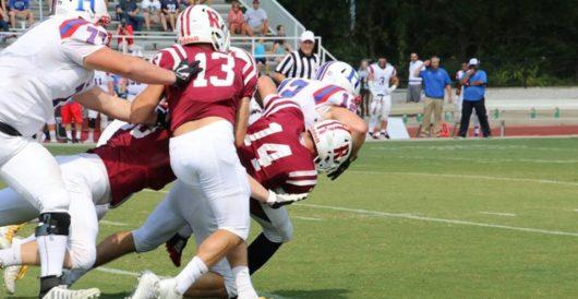 Football Follies 2017: NCAA Week 5 by J.E. Dyer