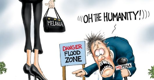 Cartoon bonus: Stiletto-gate by A. F. Branco