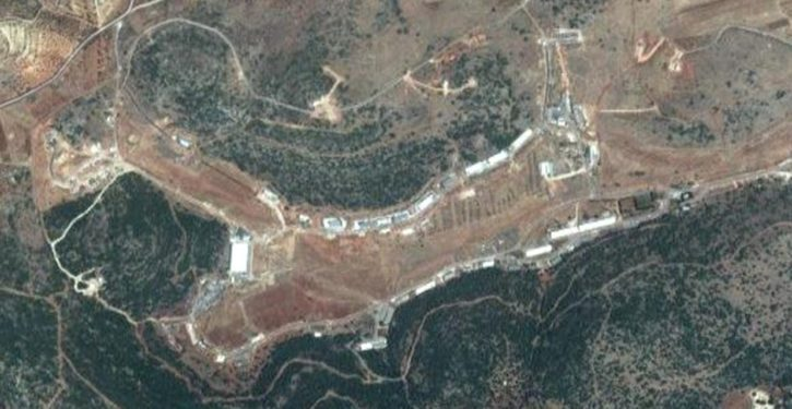 Israel's 'not routine' strike on Syrian special weapons facility confirmed by imagery