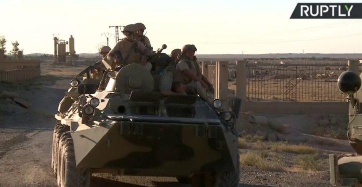 Syria countdown: Maneuvers around Deir ez-Zor as rebels try to plant a flag east of Euphrates