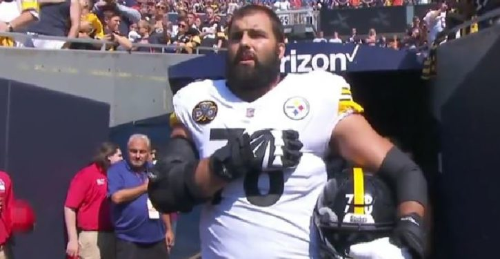 The Alejandro Villanueva Show