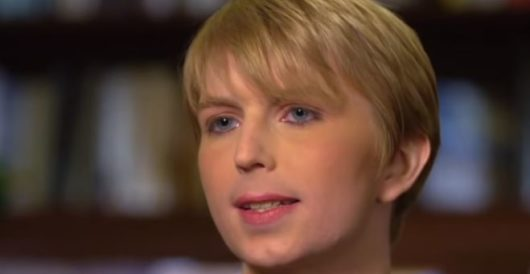 Chelsea Manning whines about zero access to government health care, Pentagon refutes by LU Staff