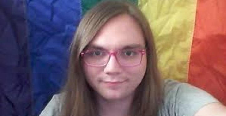 'Bisexual, nonbinary, intersex' knife-wielding Georgia Tech student commits suicide by cop