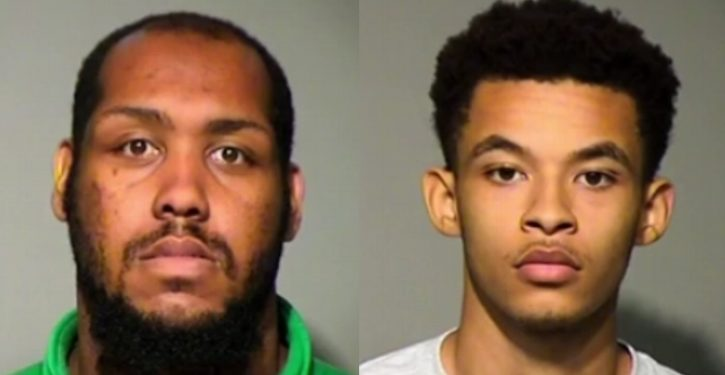 Cousins accused of robbing and killing pizza delivery driver, eating pizza after murder