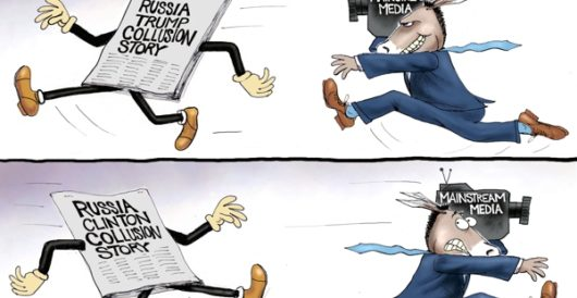 Cartoon of the Day: Stop the presses! by A. F. Branco