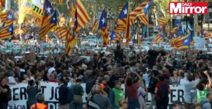 Catalonia: Standoff again as Catalans reaffirm independence bid in latest election