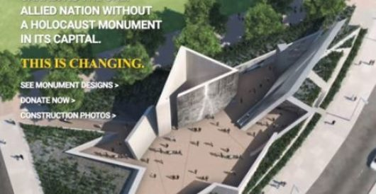 Canada unveils its national Holocaust monument, but there is something conspicuously missing by Ben Bowles