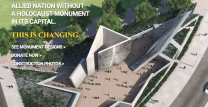 Canada unveils its national Holocaust monument, but there is something conspicuously missing
