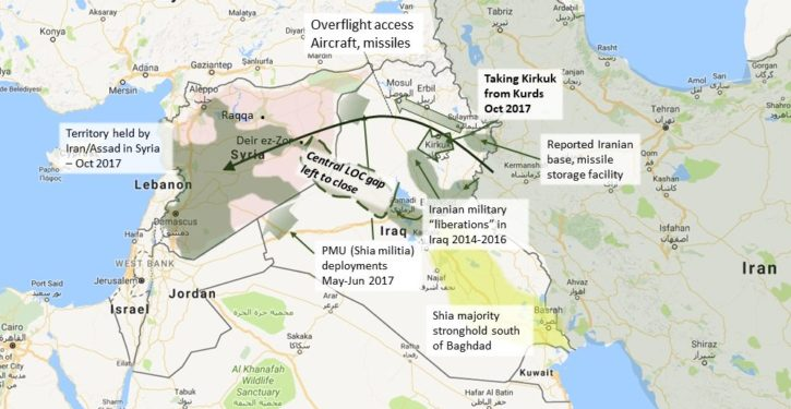 Turning point: Iran's influence in Iraq tipping to dominance