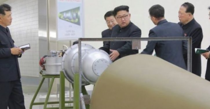 North Korea launched two short-range ballistic missiles over the weekend