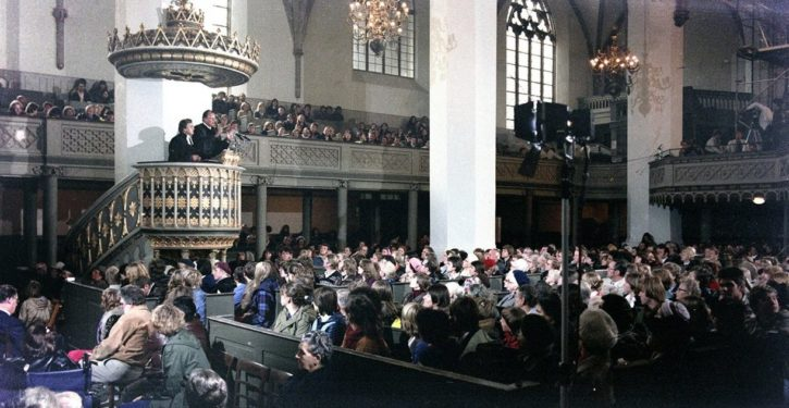Protestants mark 500th anniversary of Martin Luther's 95 theses