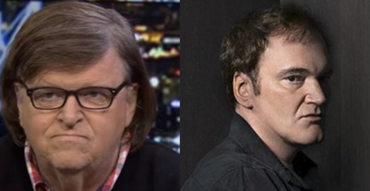 Weinstein sex scandal may negatively impact Michael Moore and Quentin Tarantino
